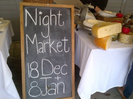 Hermanuspietersfontein's Saturday Market
