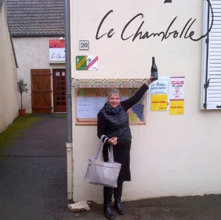 La Chambolle meets Sumaridge Pinot noir