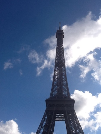 High, Higher, Eiffel