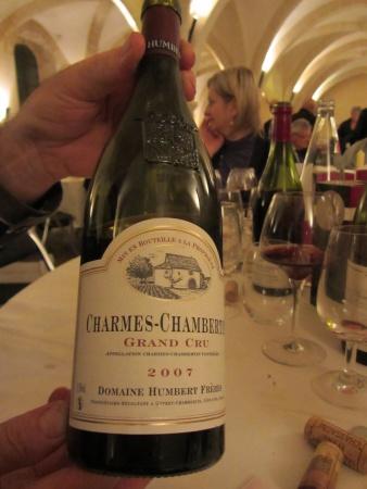 Burgundy oh Burgundy