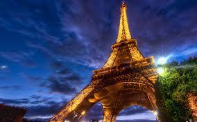 Inspirational Iron Lady of Paris