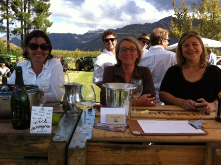 Cape South Coast Chardonnays