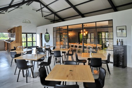Whalehaven's new look tasting room