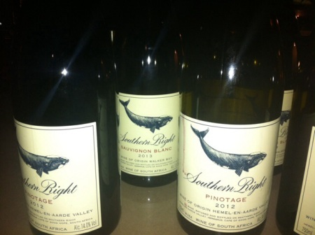 Southern Right Pinotage & Sauvignon Blanc