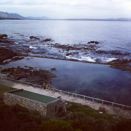 The Marine Tidal Pool, Hermanus