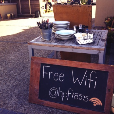 Hermanuspietersfontein offers free wifi to all wine tourists