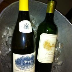 Hamilton Russell Vineyards Chardonnay scored 99 and won Top Chardonnay SAWI 2014 award