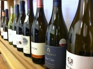 Hemel-en-Aarde Pinot Noirs