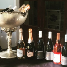 Hemel-en-Aarde wines served at The Marine Hotel, Hermanus